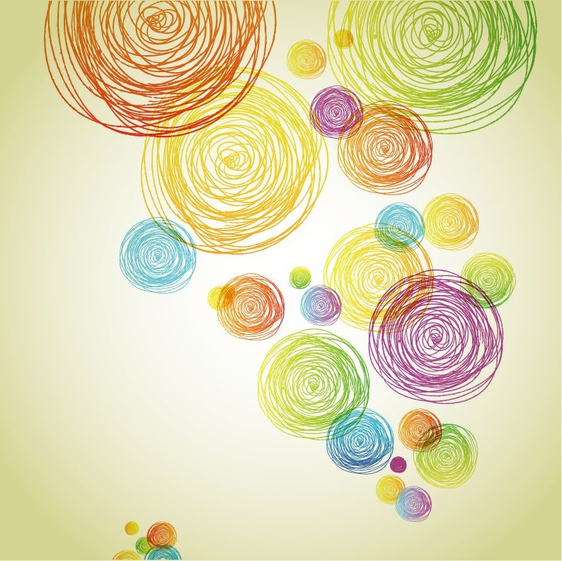 abstract-pencil-scribble-background-vector